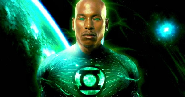 Tyrese Gibson once again confirms that he's had talks with DC Films about Green Lantern Corps., but they may go a different direction.