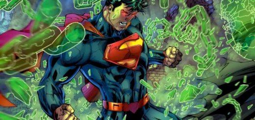 Криптонит всегда была частью Супермена