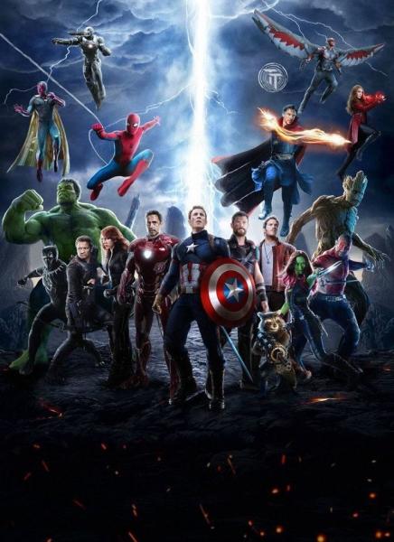 Now Casting Avengers Infinity War in Atlanta