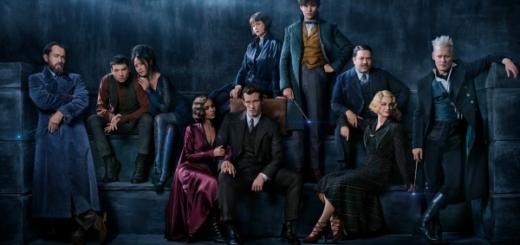 фантастические звери: преступления Гриндельвальд появится в кинотеатрах 16 ноября, 2018.