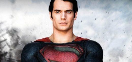 Генри Кавилл Вернется Как Супермен