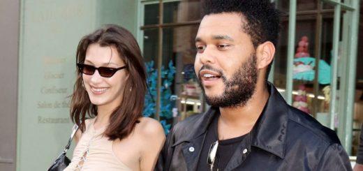 The Weeknd, похоже, умоляет Беллу Хадид