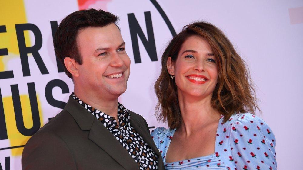 Коби Смолдерс и её муж Таран Киллэм